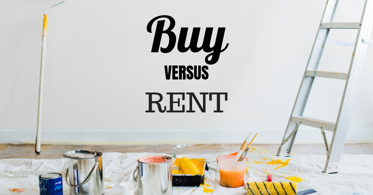 Buying Versus Renting: Which Is Right For You