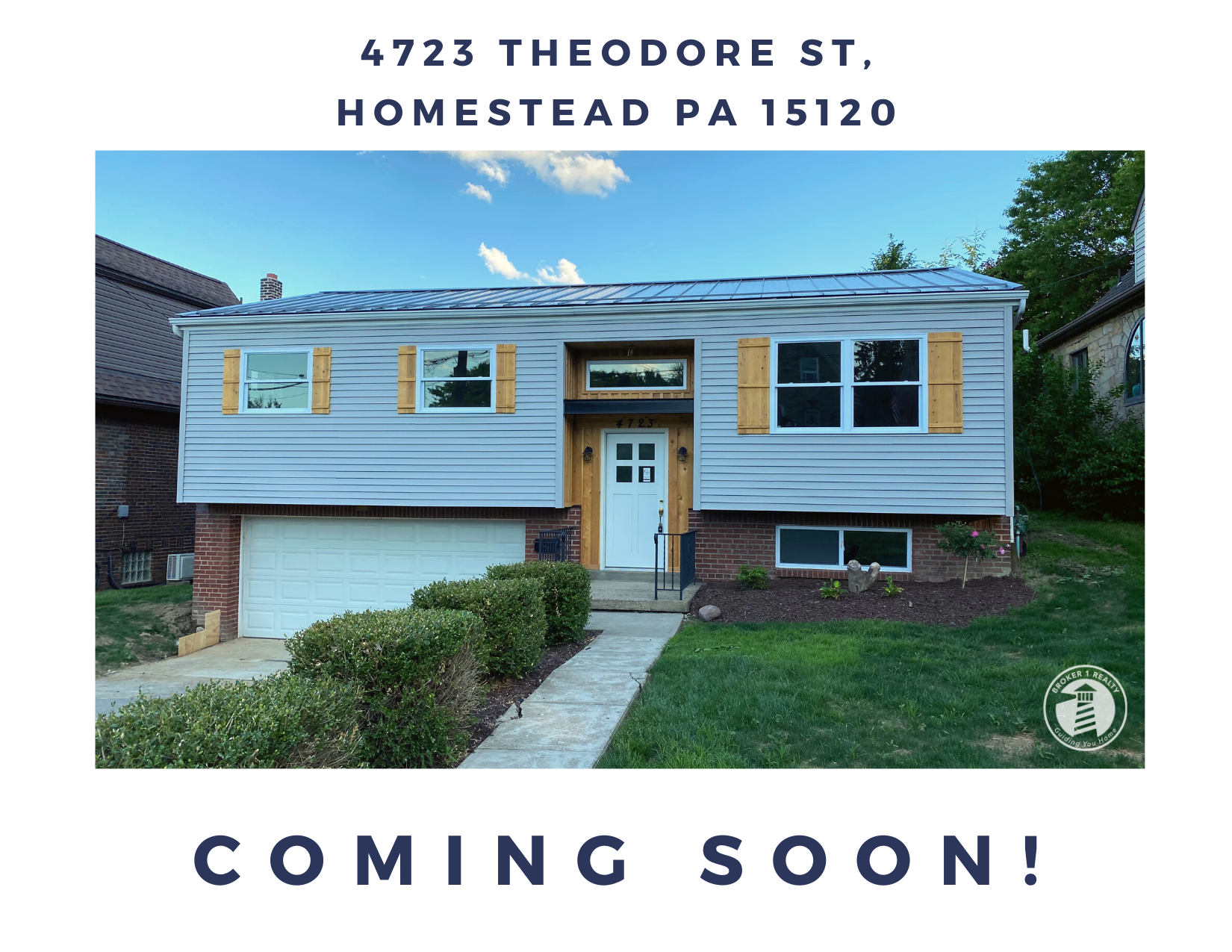 COMING SOON: 4723 Theodore Street